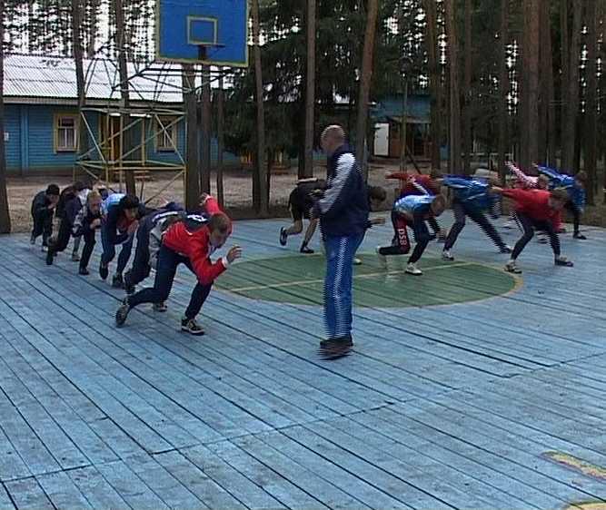 Тренировочная методика конькобежной школы «Динамо»