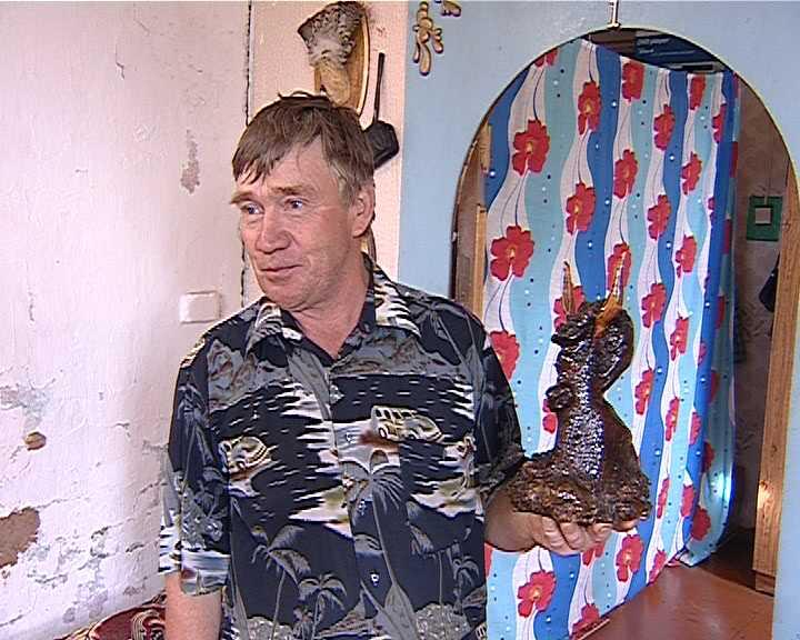 Мастер по дереву из Тужинского района