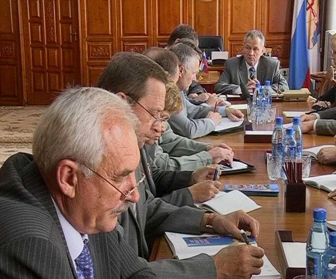 Ситуация в Южной Осетии - тема совещания в Правительстве Кировской области