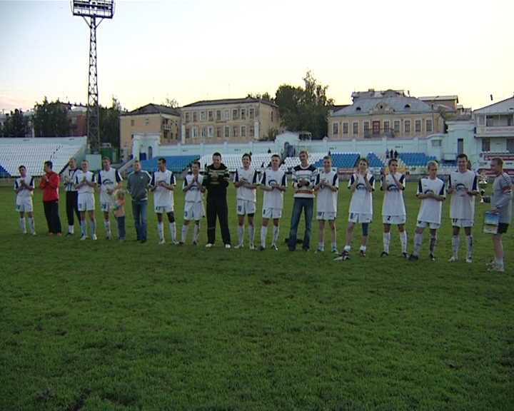 Кубок города и Кубок области по футболу