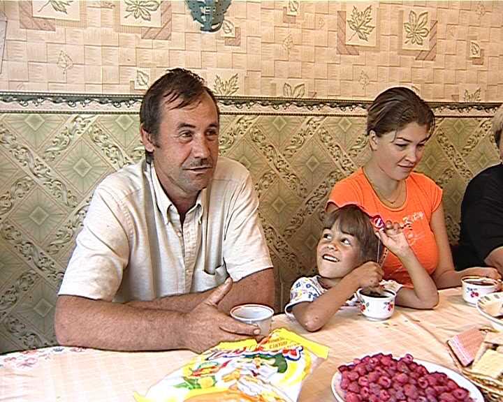 Многодетная семья из Тужинского района