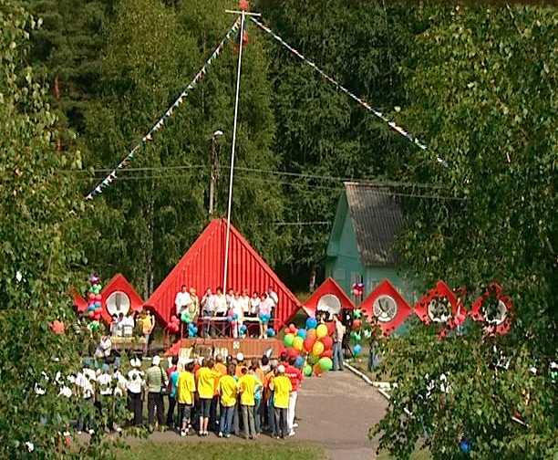 Фестиваль детских оздоровительных лагерей
