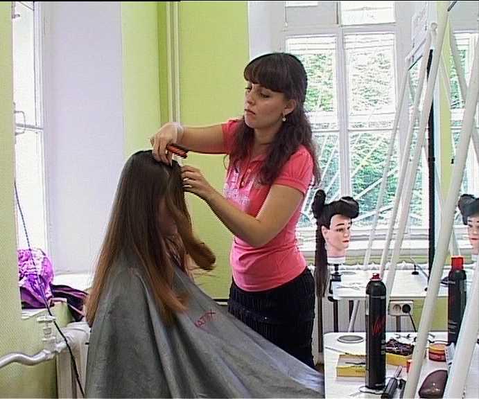 Отборочный этап Чемпионата России по парикмахерскому искусству