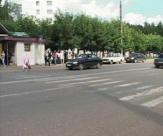Строительство подземного пешеходного перехода на улице Московской