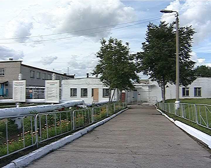Лечебно-исправительное учреждение № 12 в Кирово-Чепецке