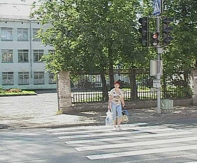 В Кирове появился еще один светофор