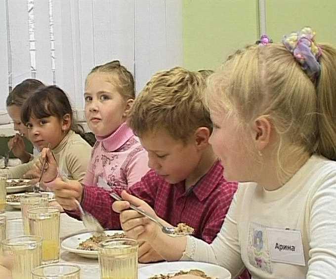 Проверка качества питания в школах и загородных лагерях