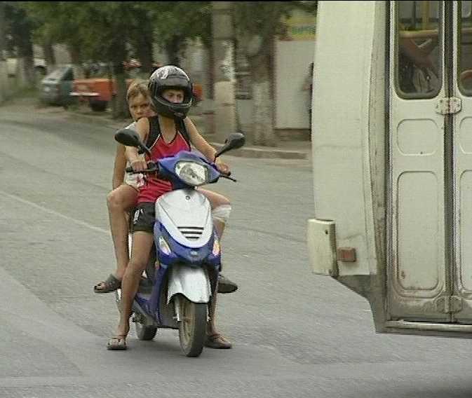 Детский травматизм на дорогах