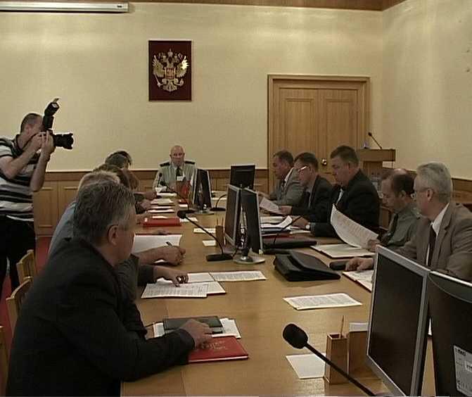 Очередное заседание антинаркотической комиссии