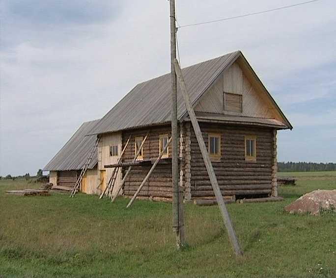 Строительство жилья в Афанасьевском районе