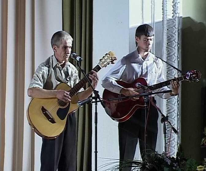 Благотворительный концерт творческих коллективов области в поддержку жителей Южной Осетии
