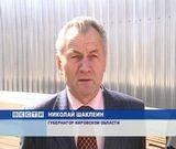 Визит Николая Шаклеина в Белохолуницкий район