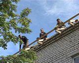 Ремонт школы в Туже