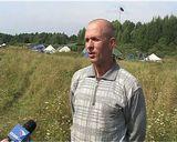 Полевой лагерь для поисковых отрядов