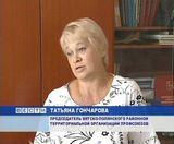Совещание профактива  работников народного образования