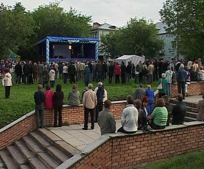 Выступление Александра Кальянова