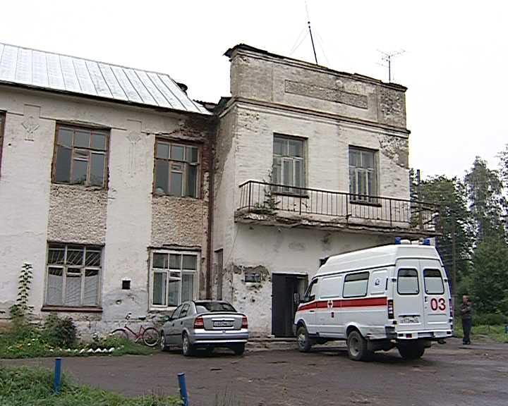 Районная больница в Санчурске ждет капитального ремонта