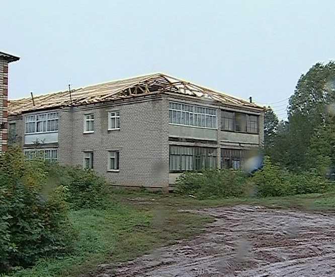 Ремонт домов в Унинском районе