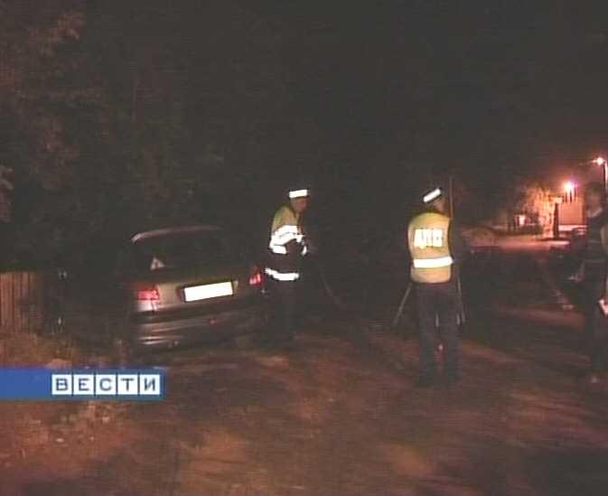 Пьяный водитель сбил четырех пешеходов