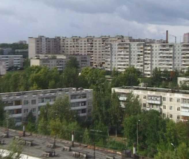 Расселение из аварийного и ветхого жилья
