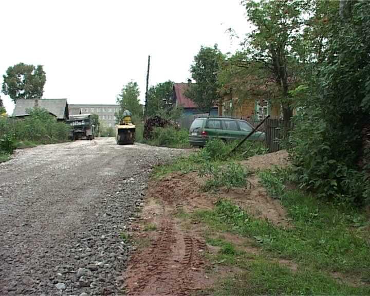 В Кирове продолжается ремонт дорог