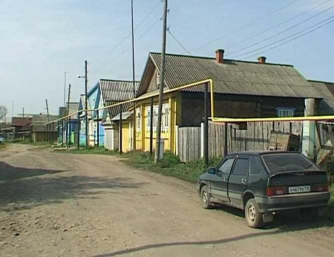 Газификация деревни Ямышка Вятскополянского района