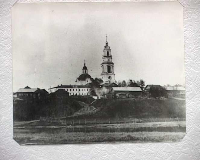 Исторические места поселка Кумены