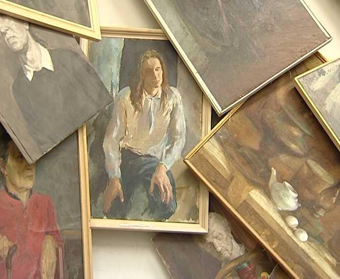 Художественное училище планирует передвижные выставки