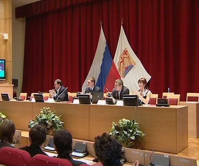 Молодежный парламент разработал стратегию до 2020 года
