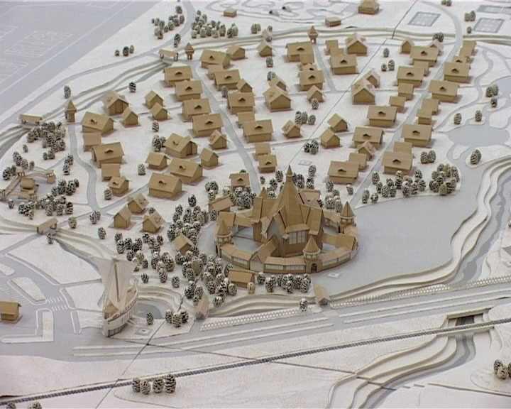 Проект историко-культурного центра