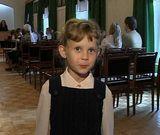 Владыка Хрисанф благословил детей служителей Епархии