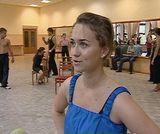 """Театр балета """"Гранд Па"""" готовится к премьере"""