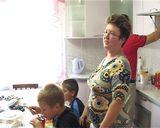 Многодетная семья Русских из Куменского района