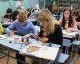 Итоги приема студентов в ВУЗы и профучилища