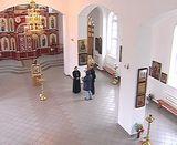 Новая Воскресенская церковь в Туже