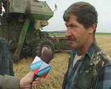 Уборочная страда на полях Вятскополянского района