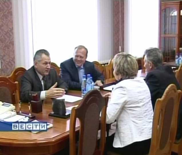 Николай Шаклеин встретился с победителями 14-ой международной выставки