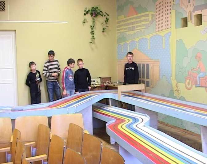 Центр детского технического творчества