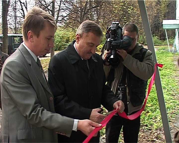 Открытие новой общественной  приемной главы администрации города