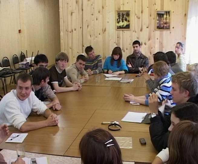 Межвузовская конференция в лагере «Орленок»