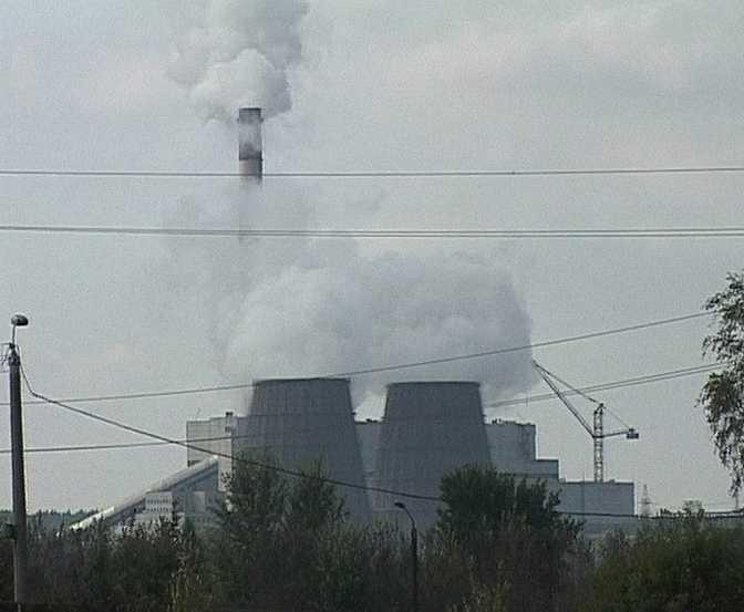 Экологическая ситуация  в  Кирове
