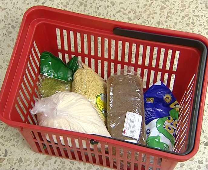 Состав потребительской корзины