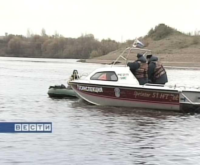 Инспекторы ГИМС следят за обстановкой на водных просторах