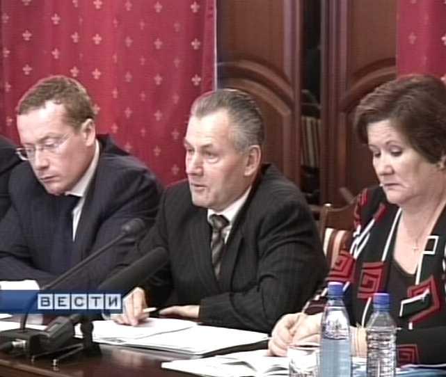 Встреча лидеров кировских профсоюзов с главой региона
