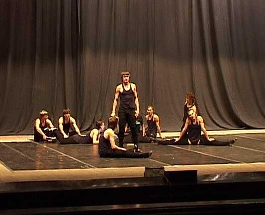 Спектакль романтического театра из Санкт-Петербурга