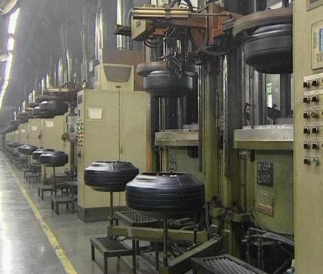 Сотрудники шинного завода без работы не останутся