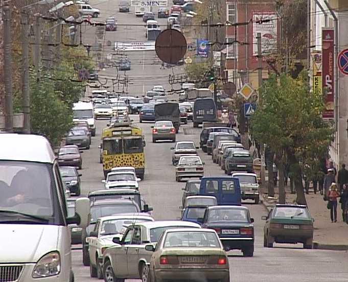 В межсезонье на дорогах области особенно опасно