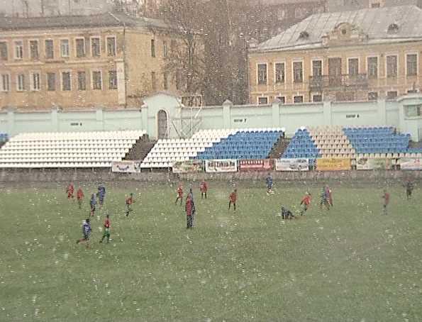 Большой футбольный день в спортивной школе