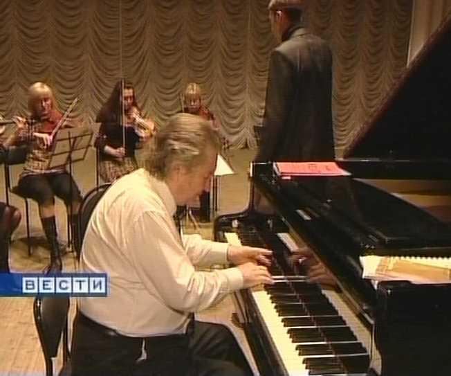 Концерт Михаила  Воскресенского
