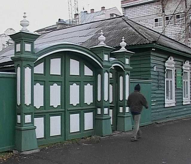 Живописная резьба для Дома- музей Салтыкова-Щедрина